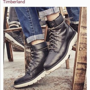 TIMBERLAND kenniston sneaker boots size 6
